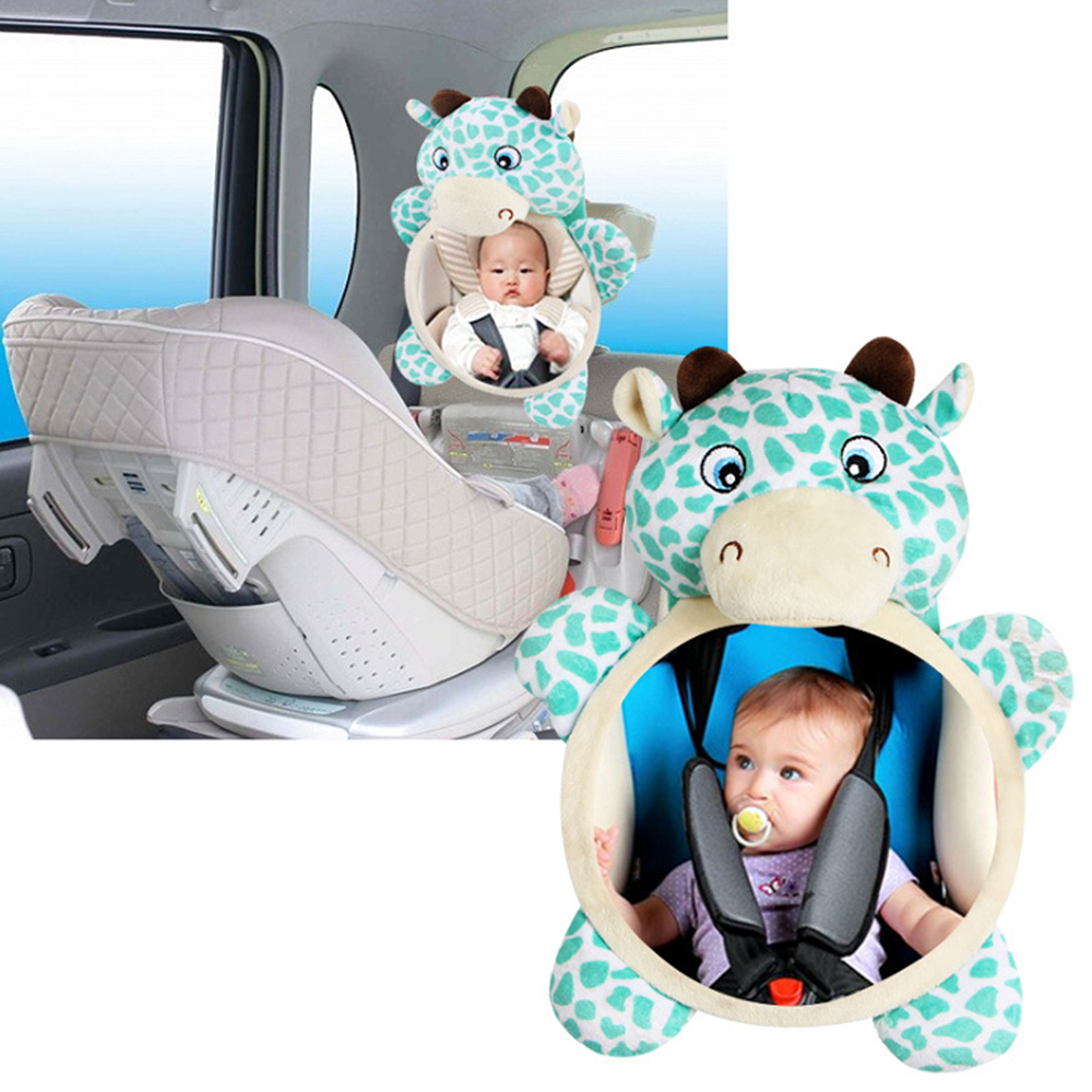 Mirrors Facing Infant-Monitor Car-Back-Seat Safety Rear Baby Kids Child Cute Adjustable