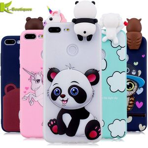 Honor 9Lite Case on sFor HUAWEI Honor 9 lite Cover for Huawei Honor 8 Lite Fundas 3D Silicon Dolls Toys Cartoon Soft TPU Cases()