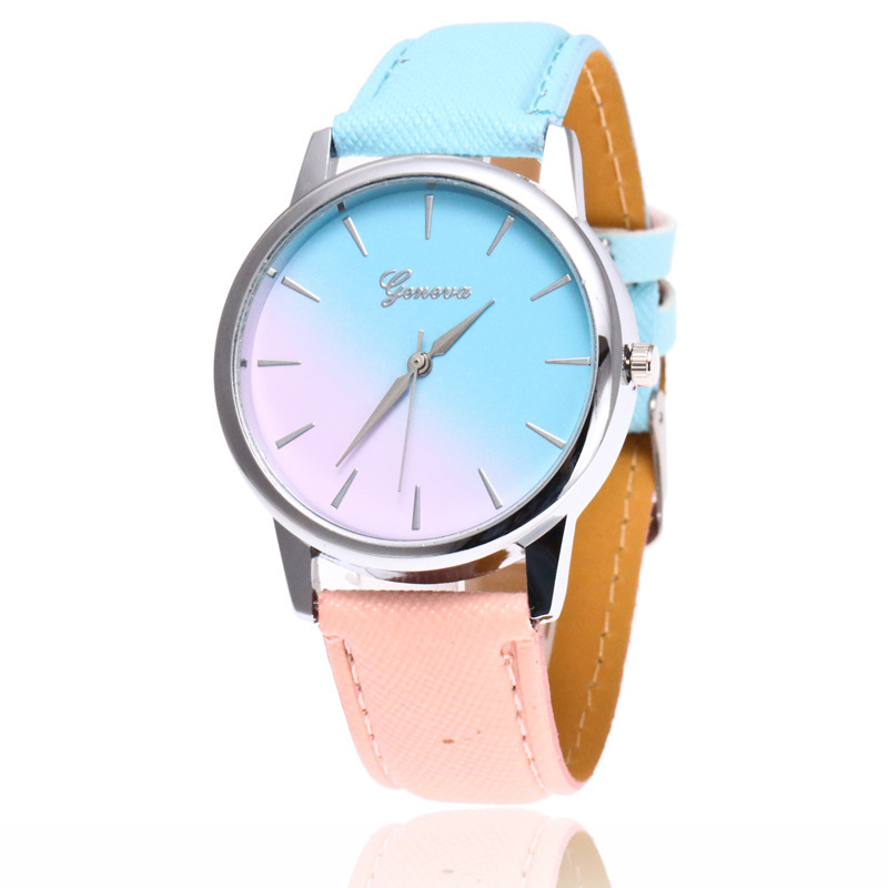 Fashion Young Women Simple Quartz Watches Girl Luxury Elegent Dress Watch Ladies Sport Clock Leather Hour Top Brand Wristwatches