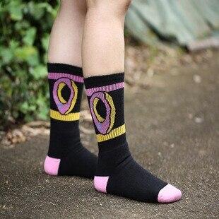 e371bb6fd2fc Ofwgkta Odd Future Socks Donut Graphic Men Women Cute Dot Cotton Long Socks  Novelty Striped Skateboard Socks-in Men s Socks from Underwear   Sleepwears  on ...