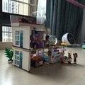 Бела 10498 Друзья Серии Livi's Поп-Звезда Дом Строительные Блоки Андреа мини-Игрушки куклы