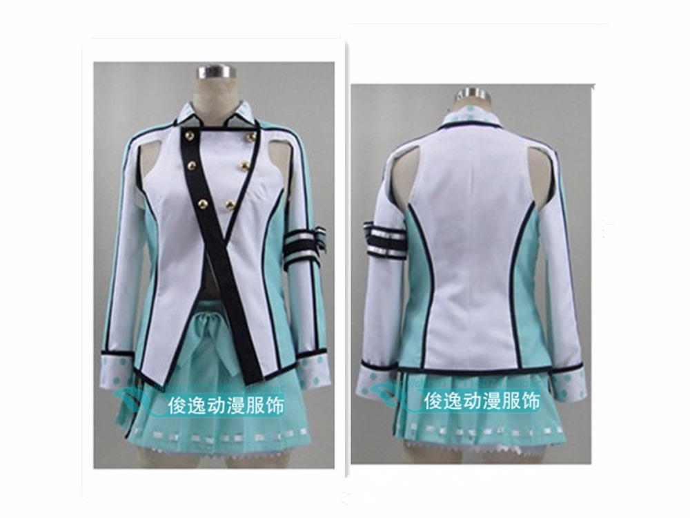 Free shipping Japanese Anime game Kantai Collection cosplay girl Halloween party costume