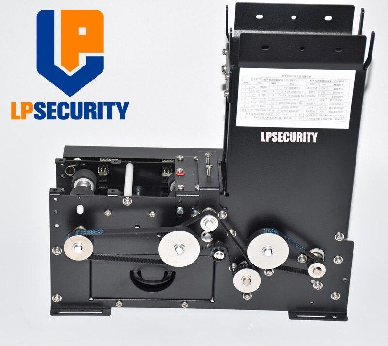 A bassa Frequenza della Carta Automatico Dispenser automatico di biglietteria distributore automatico DCD 700S per imballaggio lotti intelligente sistema di-in Prodotti per parcheggio auto da Sicurezza e protezione su AliExpress - 11.11_Doppio 11Giorno dei single 1