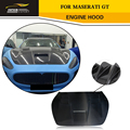 Carbon Fiber MC Styling Auto Engine Hood Car Bonnet For Maserati GranTurismo GT Coupe 2011-2014