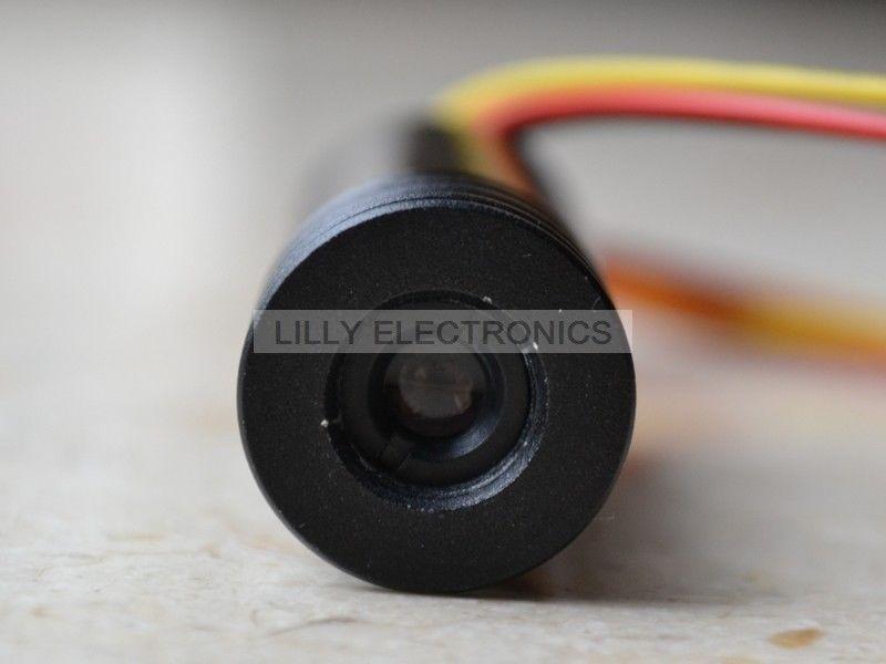 5 V DC 980nm 30 mw Infrarouge IR Laser Dot Module w/TTL 0-15 KHz