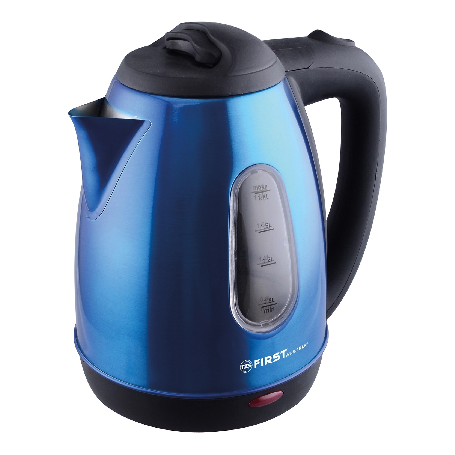 Kettle FIRST FA-5410-5 Dark blue чайник электрический first fa 5410 5 dark blue