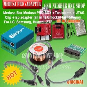 Image 1 - 2019 ใหม่ MEDUSA กล่อง/medusa pro กล่อง + isp all in 1 adapter สำหรับ LG, Samsung, huawei + จัดส่งฟรี