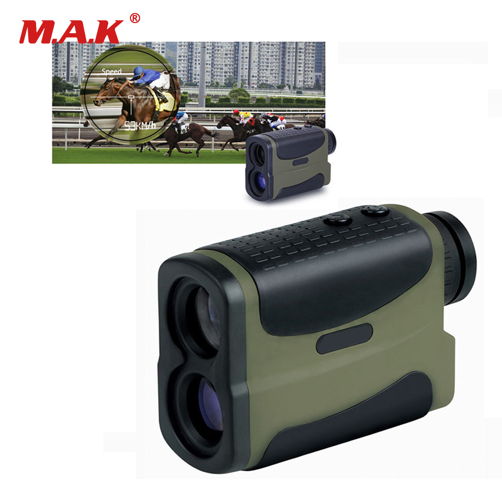 700m Laser Rangefinder Telescope 6x25 Angle Measurement Speed Measurement Monocular Telescope for Golf Hunting laser head owx8060 owy8075 onp8170