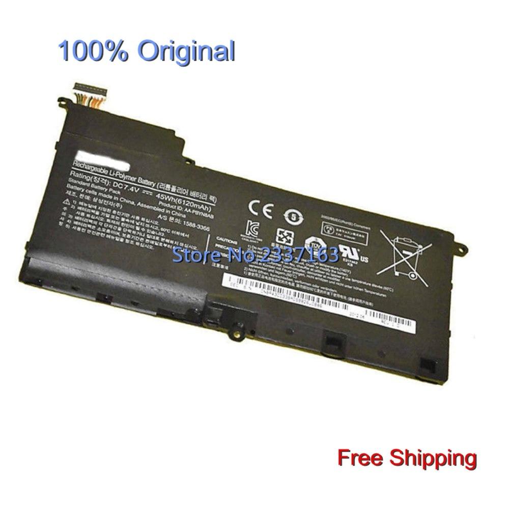 IECWANX 100% new Laptop Battery AA-PBYN8AB (7.4V 6120mAh 45Wh) for SAMSUNG NP530U4B-A01US 530U4C 535U4C BA43-00339A
