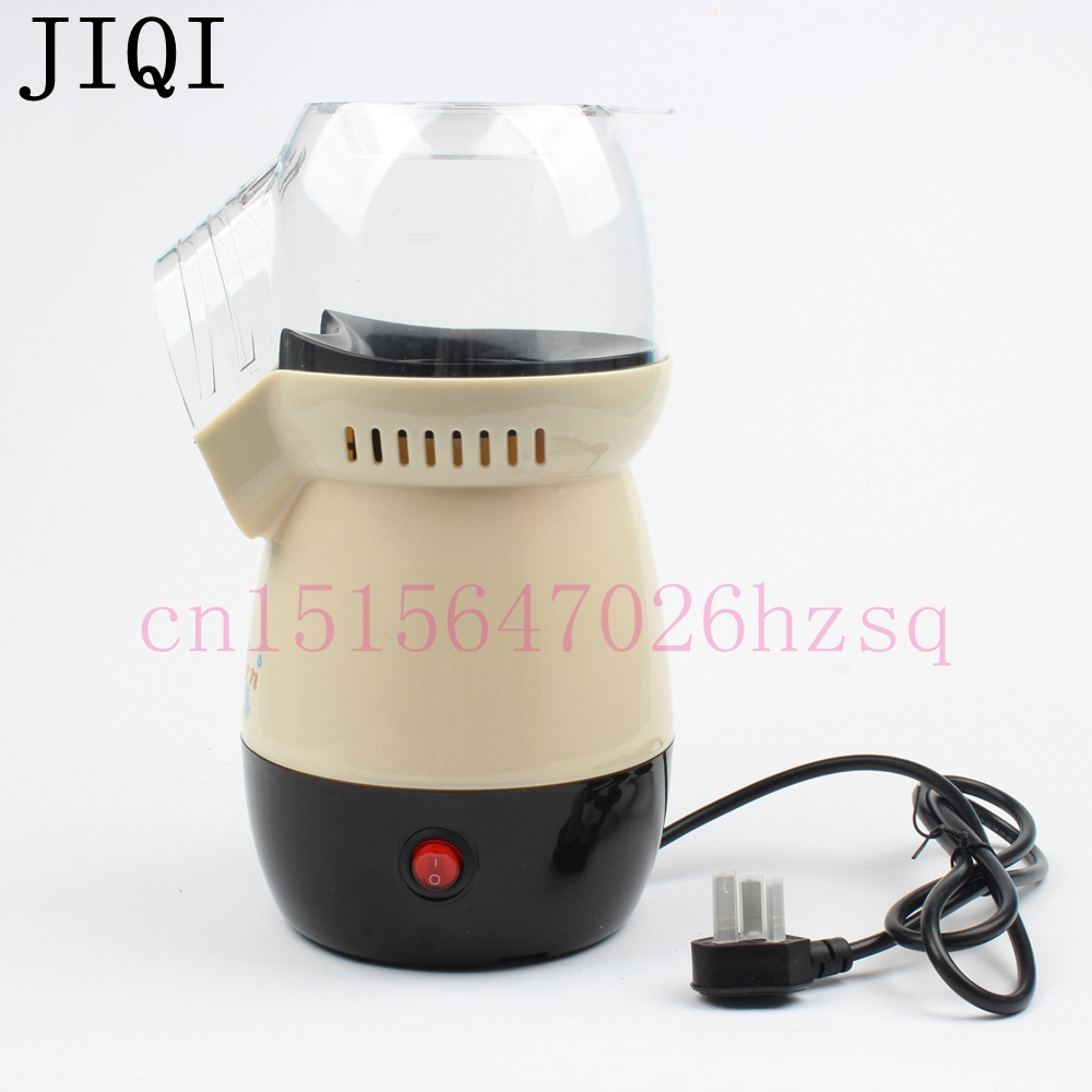 CUKYI Electric DIY mini Hot air popcorn machine poper pop corn maker Household kitchen appliances machine pop 08 commercial electric popcorn machine popcorn maker for coffee shop popcorn making machine