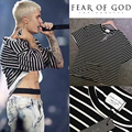 Fear Of God T shirt Men Women 1:1 High Qualit FOG Justin Bieber Clothes Fearofgod T-shirts Tees Fashion Fear Of God T shirt