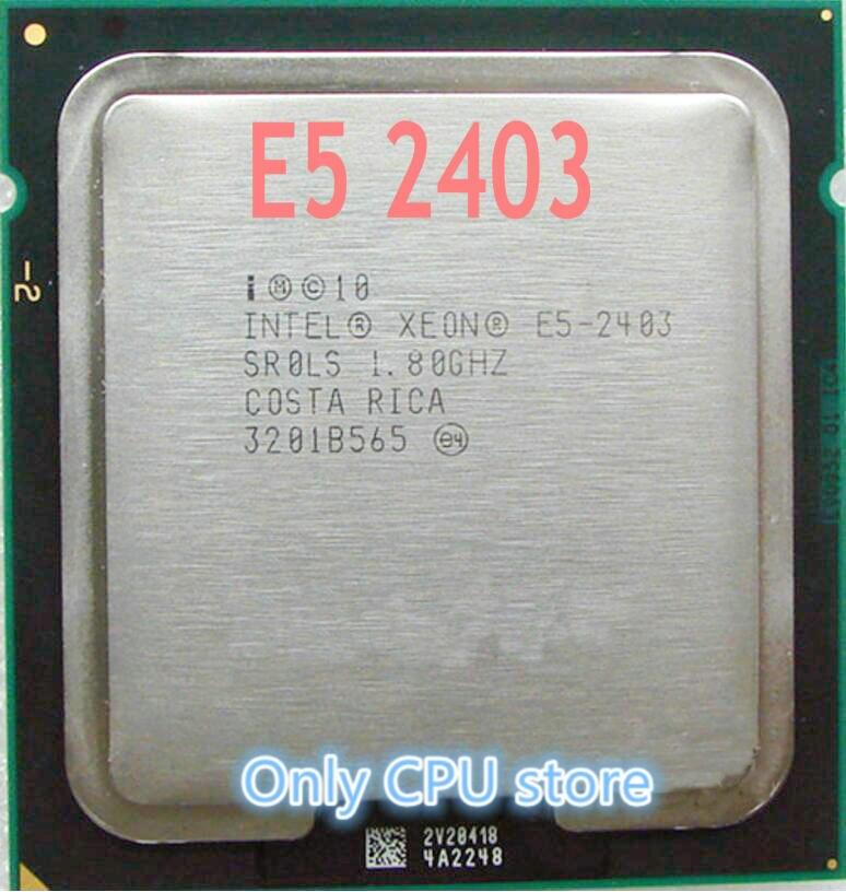 Intel Xeon Processor E5-2403 v2 10M Cache 1.80 GHz SR1AL CPU LGA1356