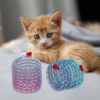Pet Cat Flexible Spring Toy  1