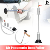 1Pcs Doersupp Air Pneumatic Dent Puller Car Auto Body Repair Suction Cup Slide Hammer Tool Kit Slide Hammer Tools