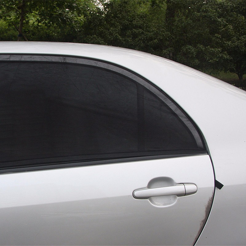 Universal Car Sun Shades Cover For Rear Side Window UV Baby  Kid Protection (3)