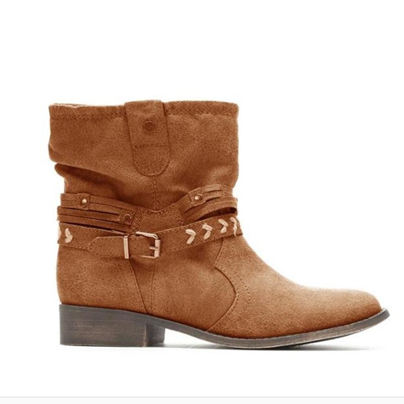 Chaussures Fringe Des Suture beige Bottes Dames Métal Black La Femmes Taille De En Plus brown Pu Mode Couture Cuir green Moto Obuv E8aqzRxxw