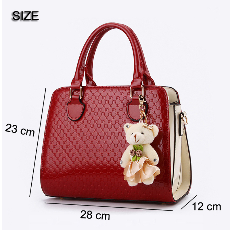 Valenkuci Brand Women Leather Handbags Crossbody Bags For Women Messenger Bags Tote Bag Bolsas Femininas Shoulder Bags SD-289