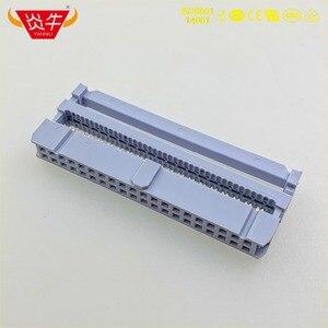 Image 5 - FC 40P 女性 2.54 ミリメートルピッチ 2*20 1080P 40PIN IDC ソケットコネクタ ISP JTAG ヘッダフラットケーブルサンプル NEXTRON YANNIU