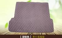 4 Colors 1 Pc Cargo Liner Car Trunk Mat For 5 Or 7 Seats TOYOTA Prado