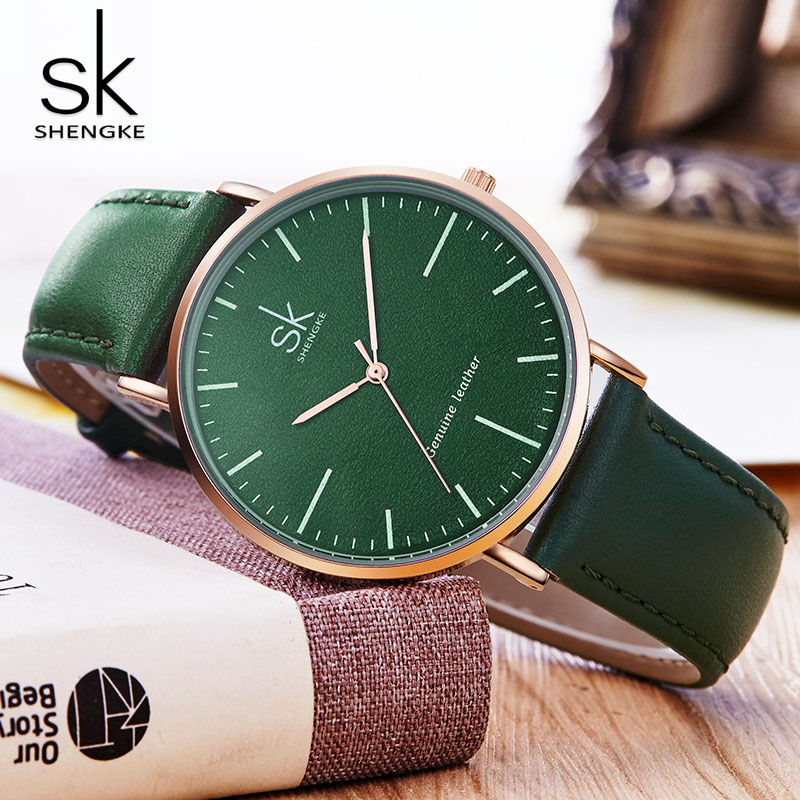 watch women's Lady 2018 women luxury brand Wrist watch Leather creative Quartz Casual Ladies Clock Montre Femme Relogio feminino sanda gold diamond quartz watch women ladies famous brand luxury golden wrist watch female clock montre femme relogio feminino
