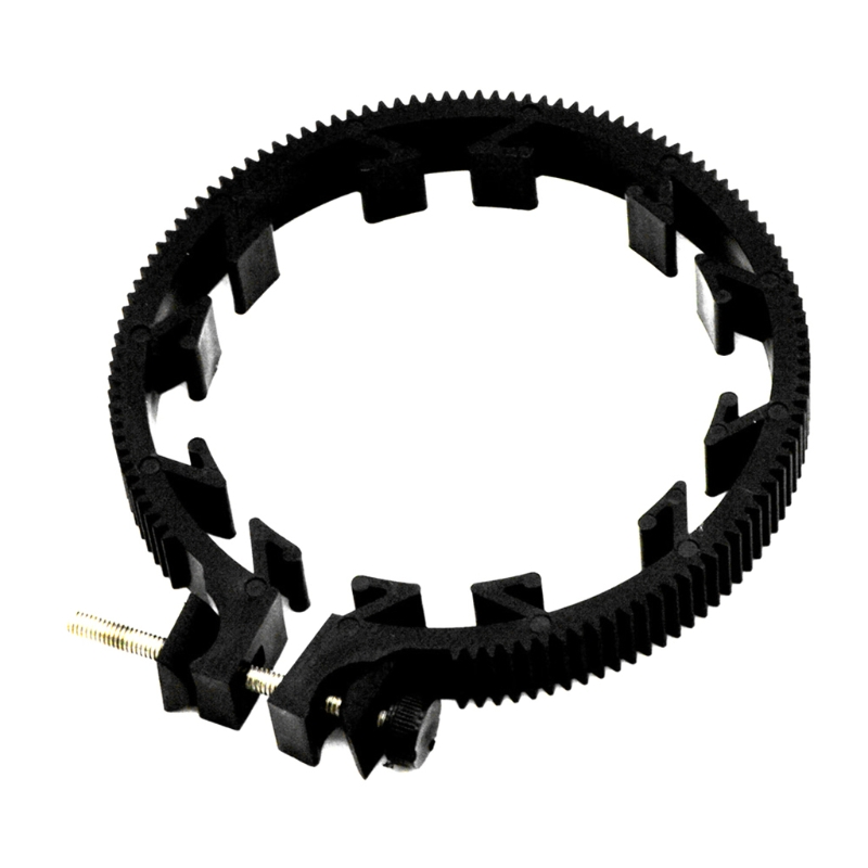 Регулируемое зубчатое кольцо для непрерывного изменения фокусировки ремня 75~ 85 мм для объектива DSLR Mod 0,8