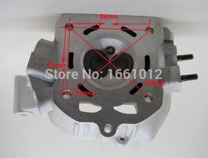 Zongshen lifan CG 250 головка цилиндра с водяным охлаждением