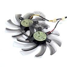 Computer PC Graphics Card Cooler Fans EVERFLOW T129215sm 95mm DC 12V 0.25A For VGA Video Card Gigabyte R667D3 R777OC R9 270
