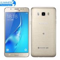 Original Samsung Galaxy J7 J7108 Octa Core Dual SIM FDD TDD LTE Mobile Phone 3G RAM