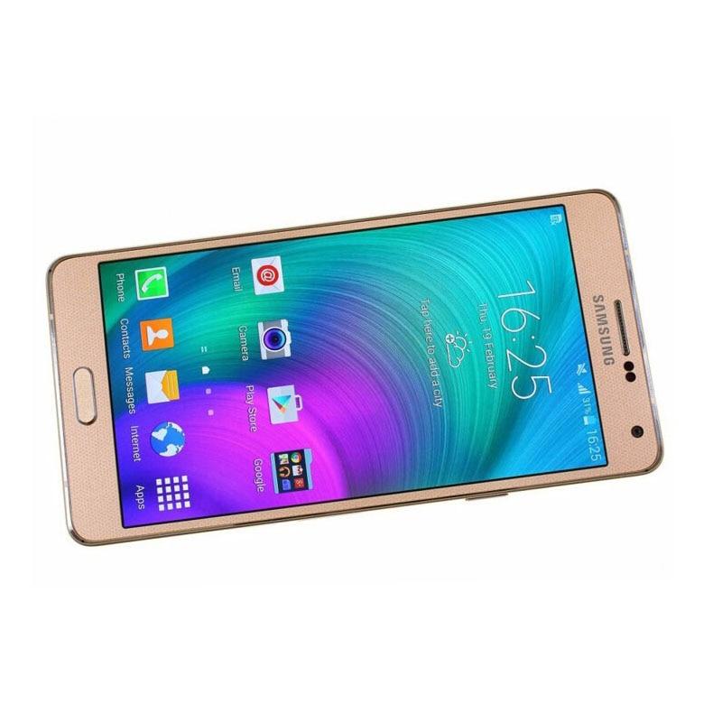 Original Samsung Galaxy A7 Duos A7000 4G LTE móvil teléfonos Octa-core Dual SIM 1080P 5,5
