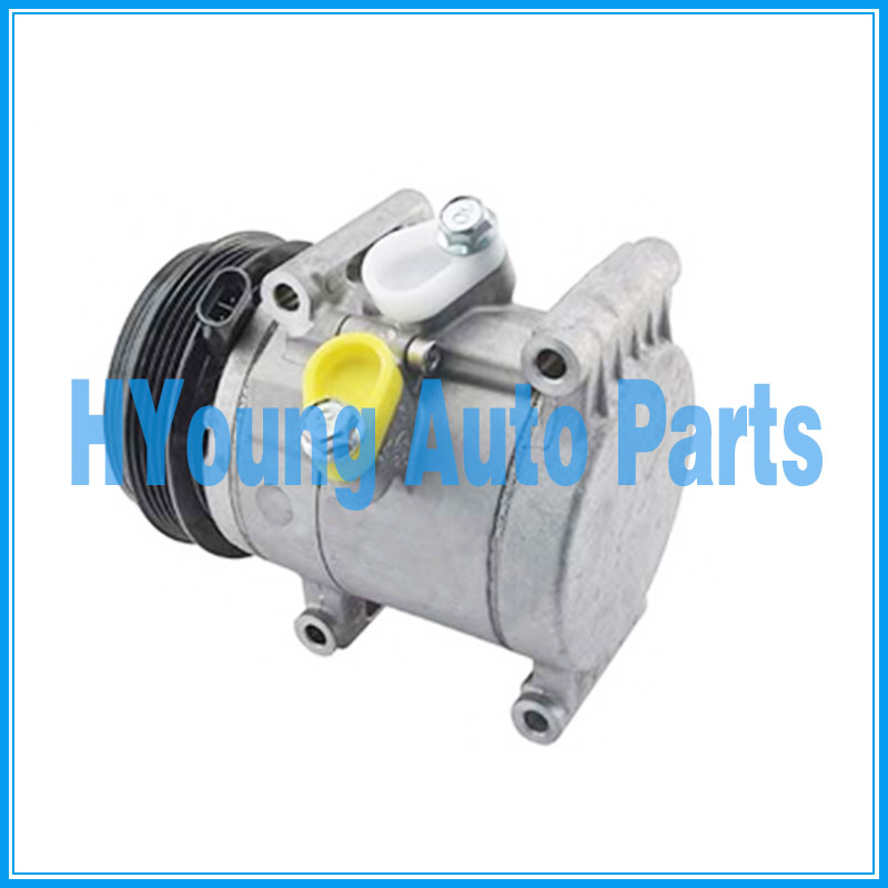 Compresseur de climatisation de voiture pour Chevrolet Spark DAC CSP11 108mm 4pk 12 v 95967303 96073851Compresseur de climatisation de voiture pour Chevrolet Spark DAC CSP11 108mm 4pk 12 v 95967303 96073851