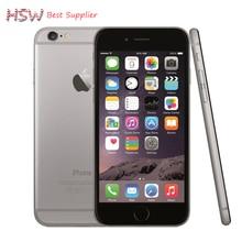 Hot sale Original Unlocked Apple iPhone 6 Cell Phones 1GB RAM 16/64/128GB ROM 4.7'IPS GSM WCDMA LTE iPhone6 Used Mobile Phone
