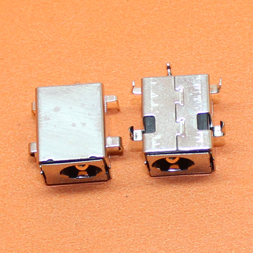 50pcs brand new DC Power Jack connector for Asus K52JR A52 A53 K52 k53 U52 X52 X53 X54 PJ033 A43 X43 A53 A53S U30 LAPTOP laptop dc power jack charging connector socket for asus k53 x52 x53 x54 x55 x43 x42 u52 u30 u47 u50 k43ta 2 5mm 1pcs lot