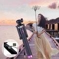 Envío libre 2017 más nuevo de lujo universal mini selfie stick c2 selfie monopod cámara de lujo selfie stick envío libre teledirigido