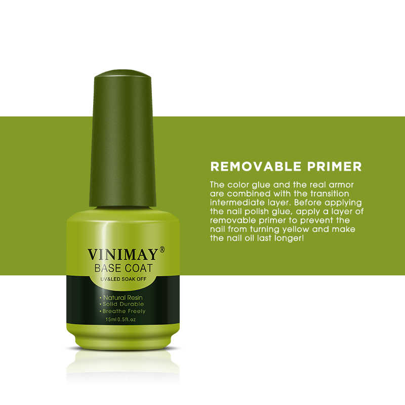VINIMAY Burst magia usunąć żel UV lakier do paznokci magia do usuwania Soak off primer do paznokci akrylowe czyste odtłuszczacz do lakier do paznokci