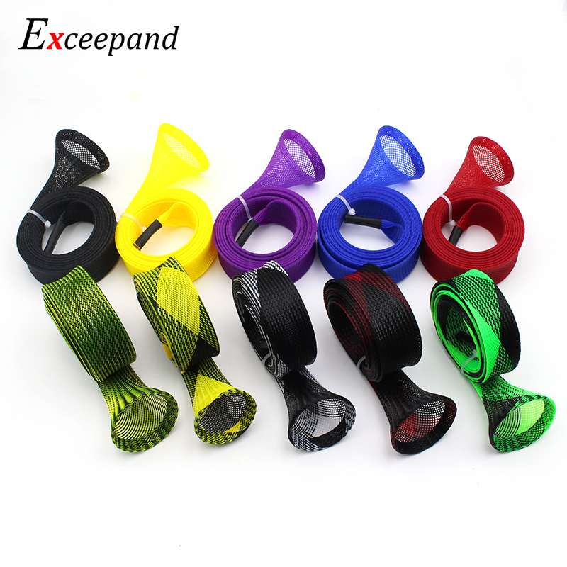 10 Colors Exceepand New Tangle Free Fishing Rod Sleeve 170 Cm 30 Mm Width Casting Fishing Rod Cover Pole Sock
