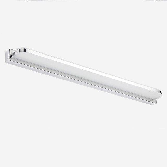 1120mm salle de douche miroir applique murale lampe 110 V 220 V 18 W