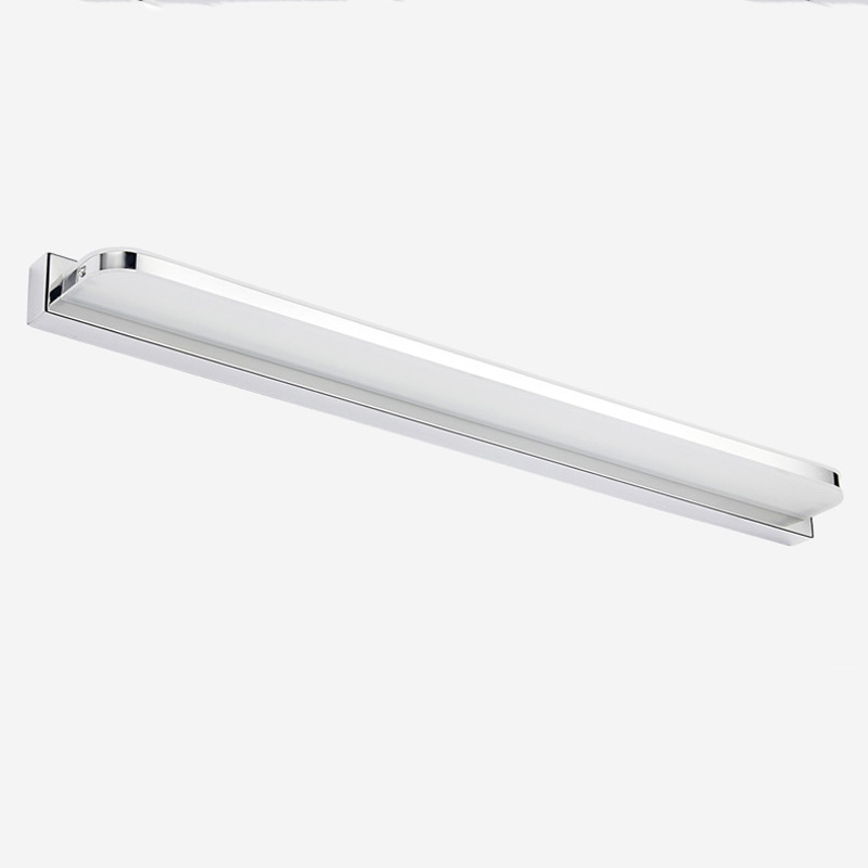 1120mm shower room mirror wall wall sconce lamp 110v for Applique led miroir