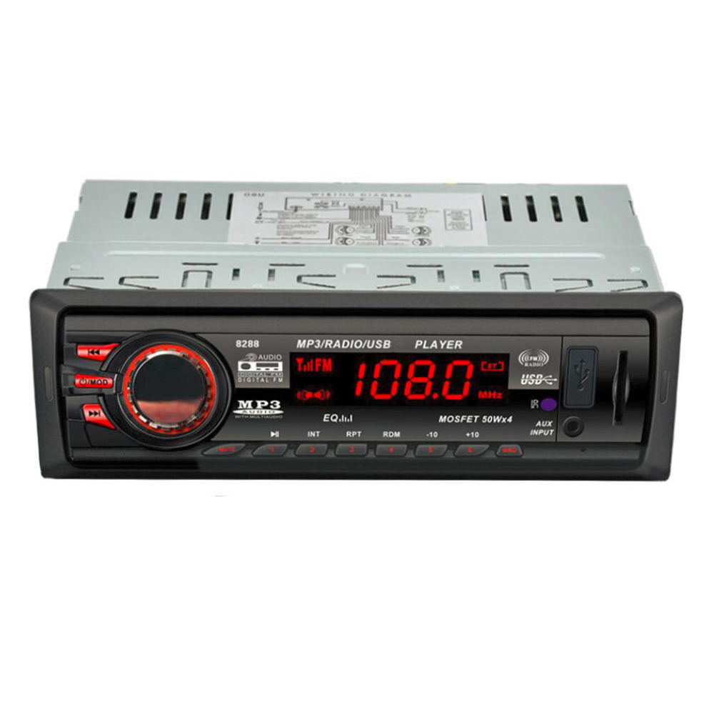 new 12V font b Car b font font b Radio b font MP3 Audio stereo player