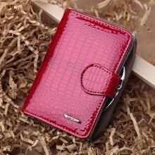 wallet Women's Leather Handbag Zipper Bag Card Bag Tote Lady Purse Wallet portfel portmonetka damska *2