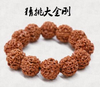 Six petals  Vajra Bodhi Vajra Bodhi Beads Bracelet