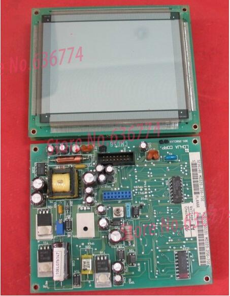 EL320.256-F6 Grade A LCD Screen Display Panel industrial дефлекторы окон autofamily sim ford focus c max 2003 2010 комплект 4шт nld sfocma0732