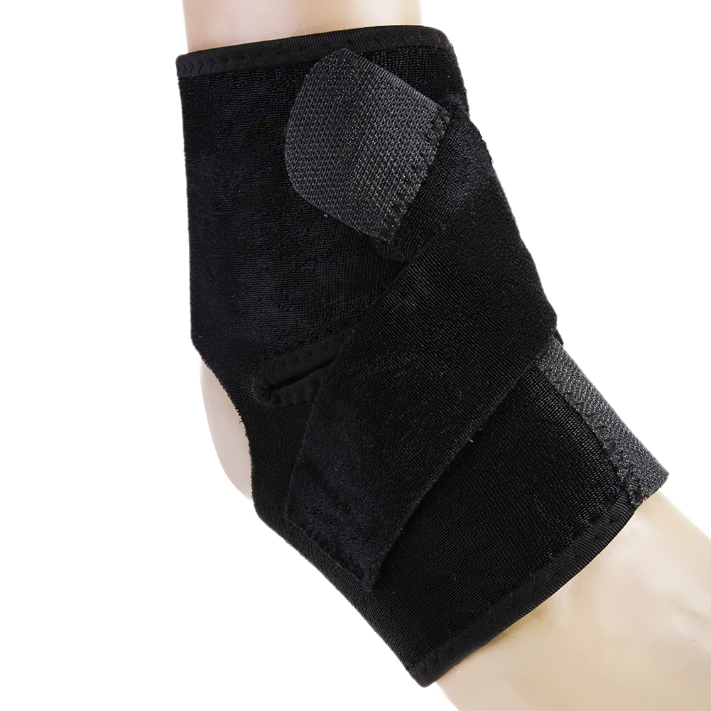 19.5cm Elastic Achilles Tendon Support Ankle Brace Protector Strap Sprain Ankle Safety Guards for Sports Foot Protector