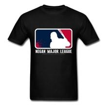 """Negan Major League"" men shirt"