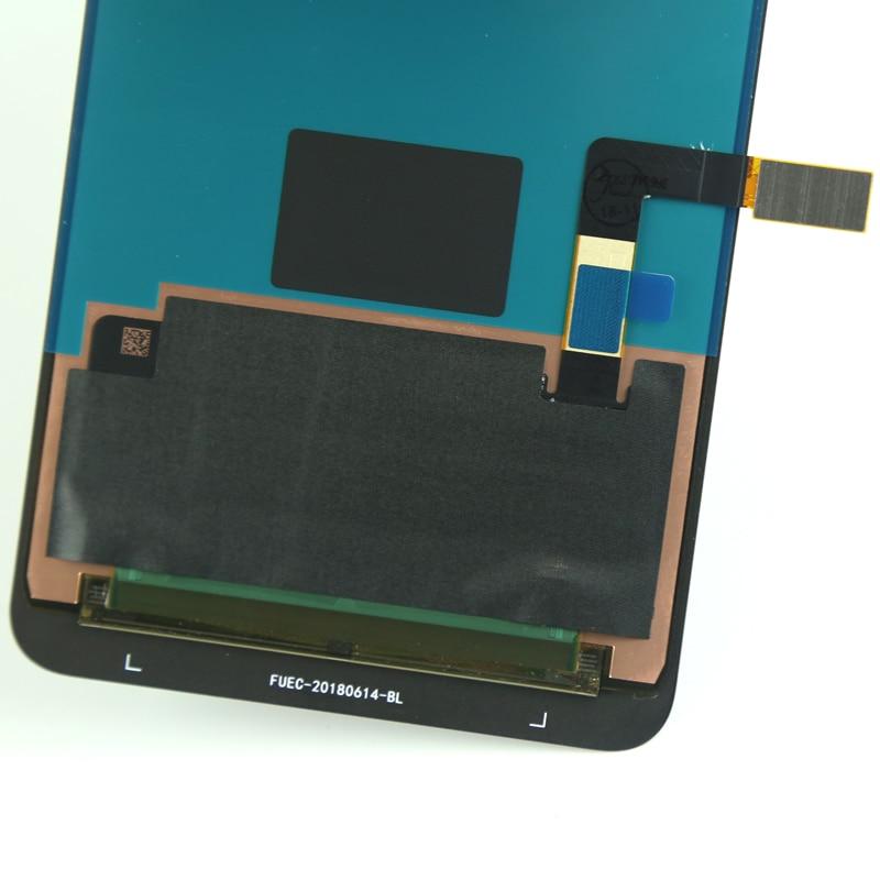 100% prueba sin píxeles muertos para Nokia 9 lcd pantalla 2018 versión para teléfono móvil lcd montaje de pantalla reemplazo de reparación negro - 6