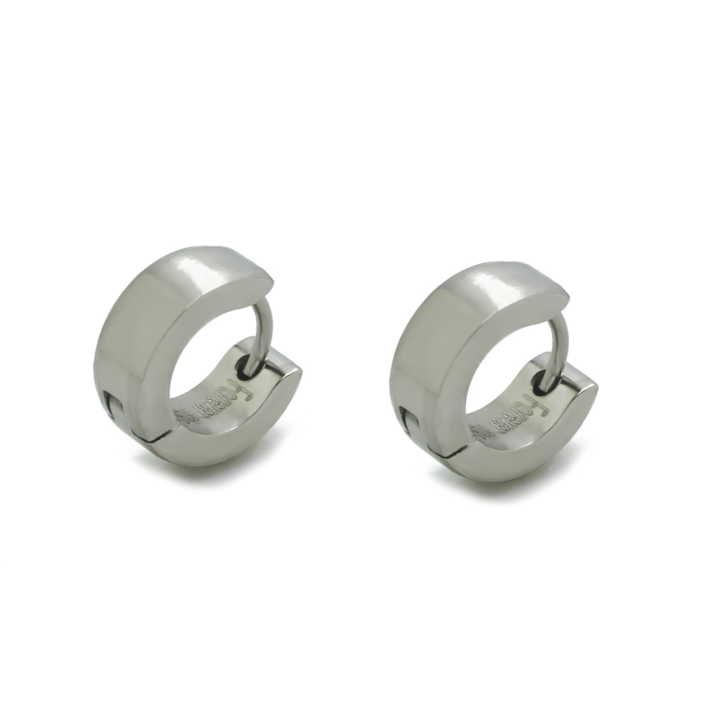 Different Types Of Newly Designed Double Luxury Jewelry Earrings Latest  Styles Of High Quality Stainless Steel Material