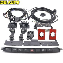 Front Parking Sensor Set Front Pdc 8K Ops Upgrade Voor Audi A3 8V 2017 Faceift-