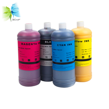 Winnerjet 4 Colors 1000ml Dye Ink for Epson Stylus T24TX115 T23 TX105 Printer