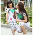 2016  hot sale Children Family Matching Outfits free shipping+HU
