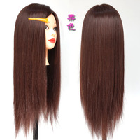Hair Models Made Wigs Female Mannequin Head Display Training Head For Hairdressers