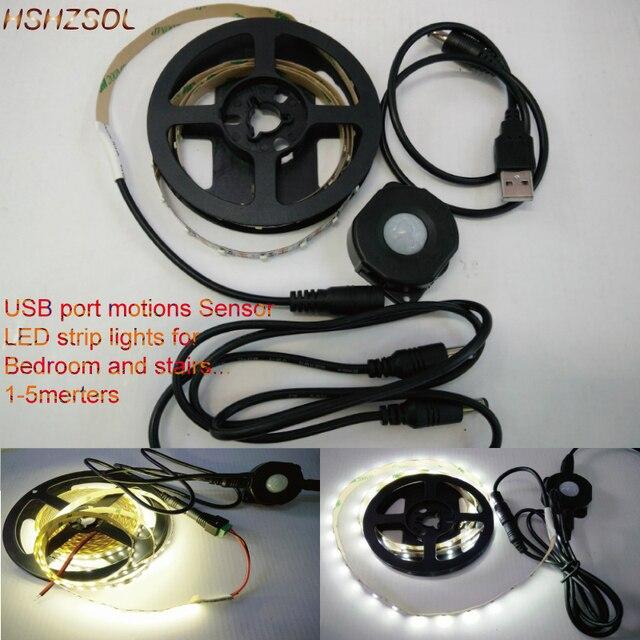 USB tragbare Weiß/W weiß GEFÜHRTE Streifen lichter SMD2835 Flexible ...